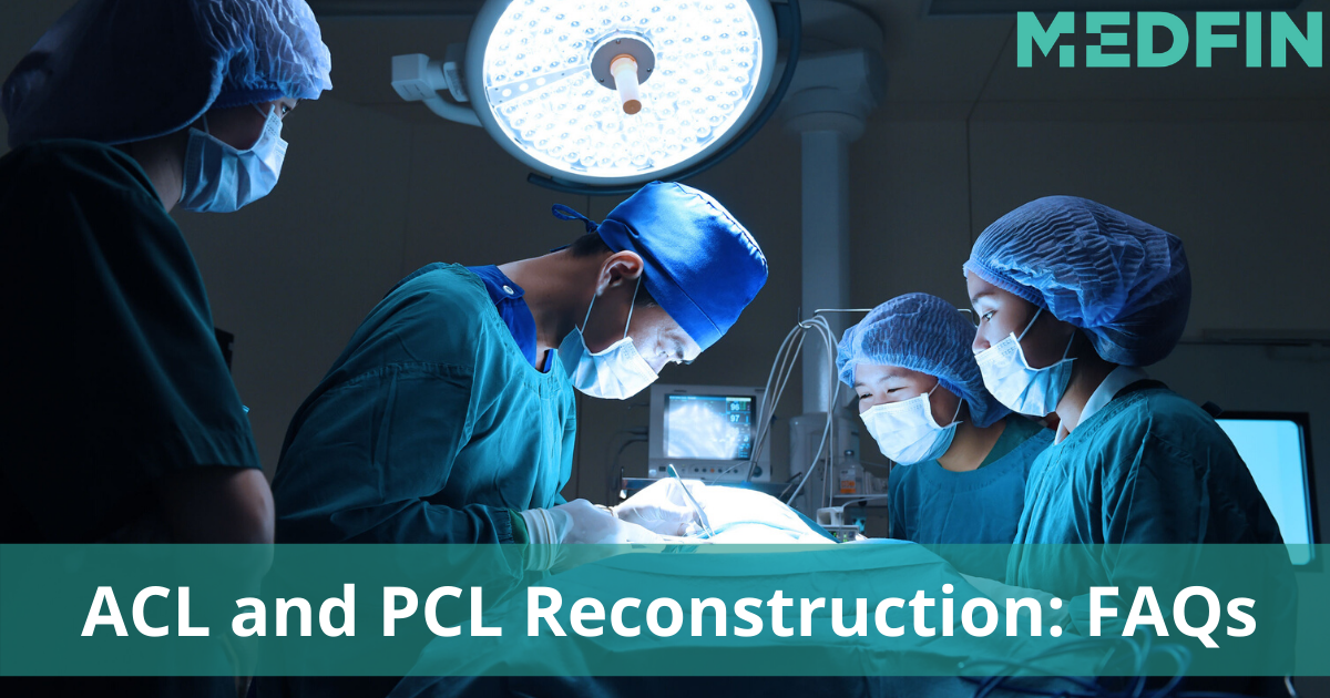ACL and PCL Reconstruction FAQs